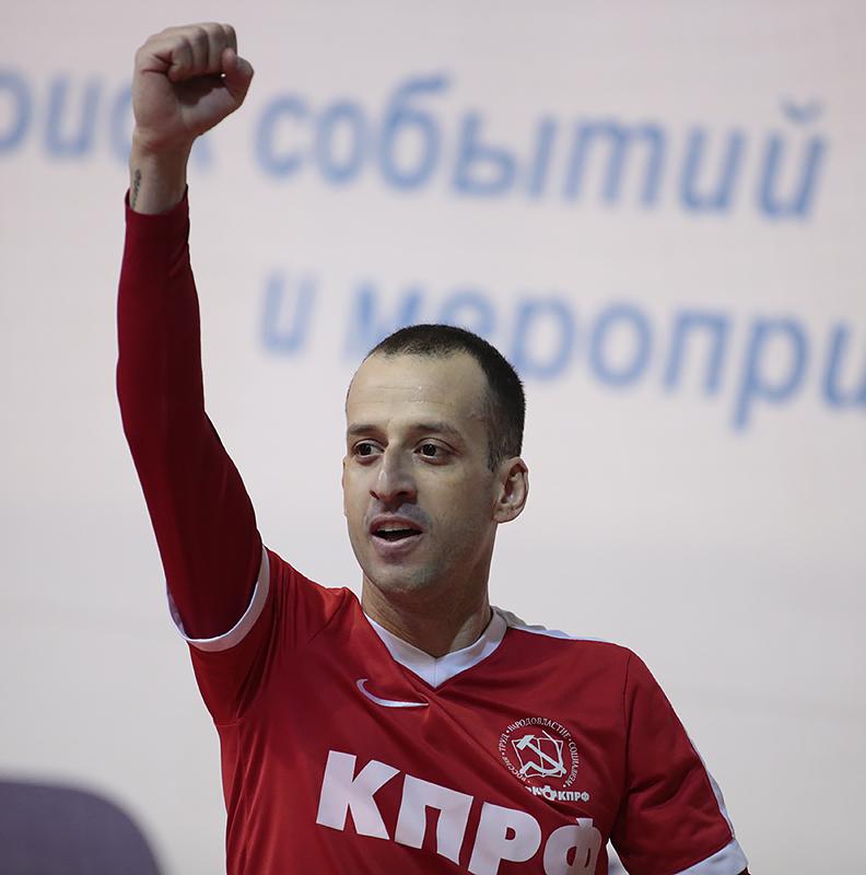 Фоторепортаж о первом кубковом матче МФК КПРФ – «Сибиряк»