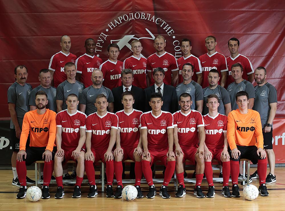 Командное фотография, сезон 2017-2018